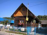Ubytovanie Oravice, Modrý dom