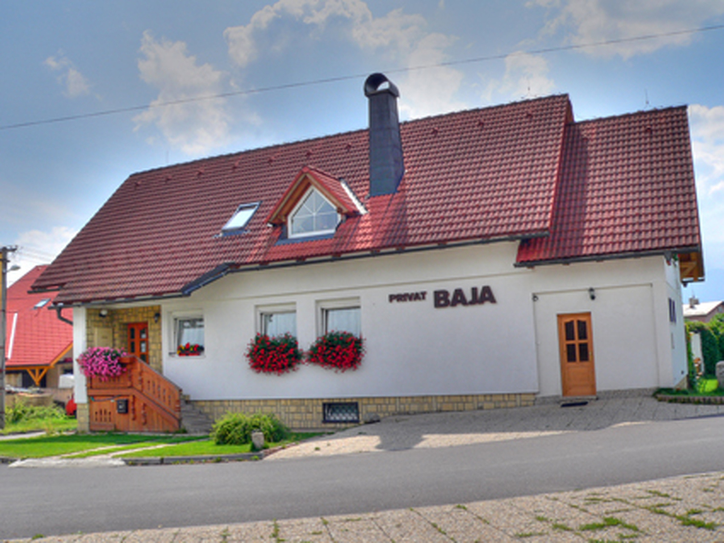 Ubytovanie Liptovský Mikuláš - Penzion BAJA