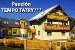 Penzion Tempo Tatry *** v Pribyline