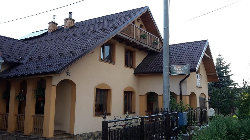 Ubytovňa Penzión Gaboltov