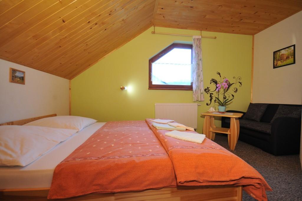 Ubytovanie Sokolica- Pieniny